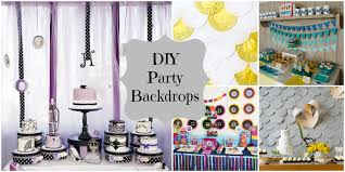 party backdrops 20 creative party backdrops a to zebra celebrations