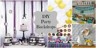 party backdrops 20 creative party backdrops a to zebra celebrations