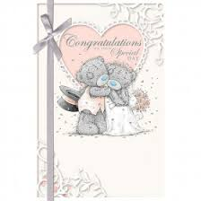 Congratulations On Your Marriage Cards Me To You Wedding Invitation Acceptance Card Characterwise