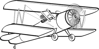 image of biplane clipart 5 airplane clip art clipartoons clipartbarn