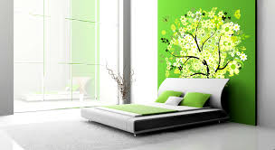bedroom interesting green bedroom painting ideas home design