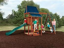 Swing Sets For Small Backyard by 28 Best Backyard Images On Pinterest Outdoor Spaces Patio Ideas