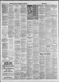 receptionist jobs in downriver michigan free press from detroit michigan on july 24 1960 page 18