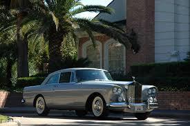 roll royce silver 1965 rolls royce silver cloud iii continental coupe rolls