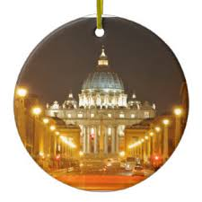 vatican ornaments keepsake ornaments zazzle