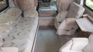how do i convert the reclining chairs in my rv into single beds