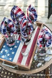 Patriotic Home Decorations 204 Best Patriotic Home Decor Ideas Images On Pinterest July 4th