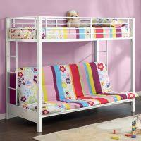 bedroom small teen bed room with wooden loft bed with metal