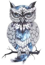 Owl Tattoos - https com explore owl wrist