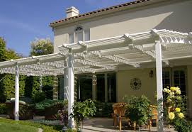 Louvered Patio Roof Louvered Top Vinyl Patio Covers Styles Orange County Fencing