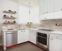 credence cuisine imitation carrelage credence cuisine blanche pour idees de deco de cuisine