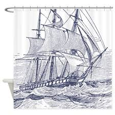 Vintage Nautical Shower Curtain 100 Nautical Shower Curtains Fishing Lures And Hooks Shower
