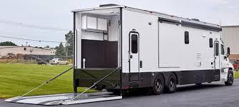renegade motorhomes toterhomes stacker trailer information page