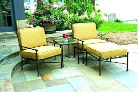 Yellow Patio Chairs Yellow Patio Cushions 2ftmt Me