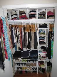How To Organise Your Closet How To Organize Your Closet Without Shelves Home Design Ideas