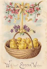 antique easter decorations 2494 best vintage easter images images on vintage