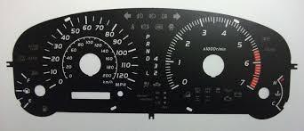 toyota land cruiser cer conversion toyota land cruiser kmh to mph speedo meter clocks dials