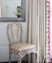 nursery bone inlay chair design ideas