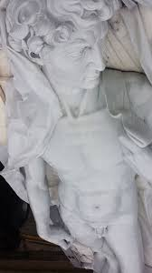 colossal carrara marble michelangelo u0027s david caesars palace