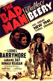 Bad Man The Bad Man Extra Large Movie Poster Image Imp Awards