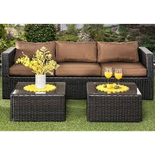 Pics Of Sofa Set Furniture Of America Stella 5 Piece Outdoor Sofa Set Free