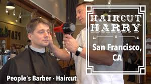 the san francisco haircut haircut harry experiences peoples