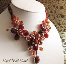 gemstone jewelry necklace images Fashion gemstones jewelry necklace with earrings handmade id jpg