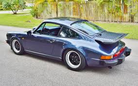 Porsche 911 Blue - 1986 porsche 911 carrera real muscle exotic u0026 classic cars for