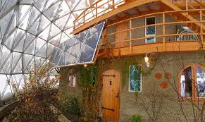 geodome house this family has been living in the arctic circle since 2013 in a