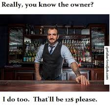 Funny Bartender Memes - 20 things to never say to a bartender get a bartending job