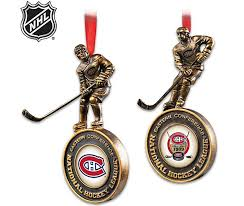 bradford exchange bronze nhl ornaments artesano galleria
