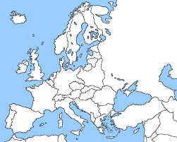 blank map of europe blank map of europe 1920 1938 by ericvonschweetz on deviantart