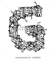 green eco letter g your design stock vector 148837151 shutterstock