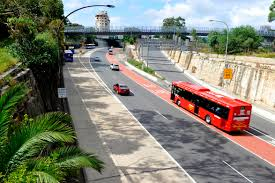 M60 Bus Route Map by Bus Priority Infrastructure Program Easing Sydney U0027s Congestion