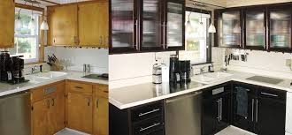 refacing kitchen cabinets with glass doors diy kitchen cabinets makeover how to install new cabinet
