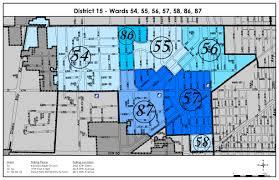 Kenosha Wisconsin Map by District 15 City Of Kenosha