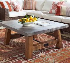Patio Furniture Crate And Barrel by Furniture Cement Coffee Table Cement Coffee Table Cement
