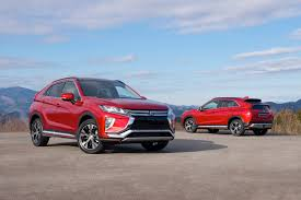 global premiere of mitsubishi eclipse cross at the geneva