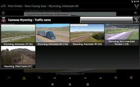 Wyoming travel camera images Cameras wyoming traffic cams android apps on google play