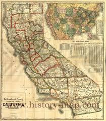 United States Railroad Map by California Railroad Map California Map