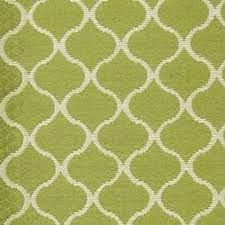Upholstery Fabric Geometric Pattern Oakley Lawn Green Geometric Quilted Look Woven Upholstery Fabric