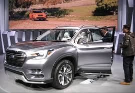 subaru suv concept the ascent a bigger new subaru wheels ca