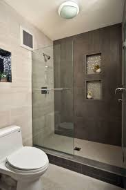 Bathrooms With Showers Only Extraordinary Small Bathroom Ideas With Corner Shower Only Pics
