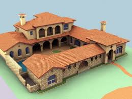 Spanish Mediterranean Homes Pictures Spanish Style Homes With Courtyards The Latest