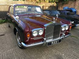 roll royce burgundy 1967 rolls royce silver shadow archives bridge classic cars