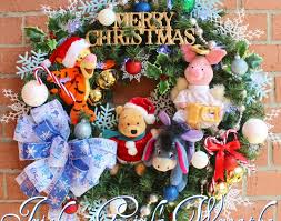 ornament winnie the pooh a blustery day ornament with motion and