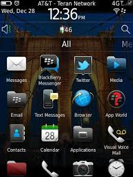 blackberry app world for android bbos how to recover a missing app icon after upgrade