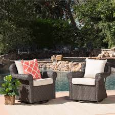 outdoor rocking chair cushions finest sadie outdoor acacia wood