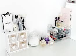 Ikea Malm Vanity Table Ikea Malm Dressing Table Makeup And Beauty Storage Ideas Makeup