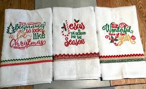 Christmas Towels Bathroom Christmas Fun And Fashion The Best Of Christmas Decor And Styles